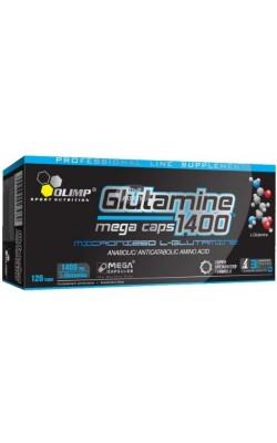 L-Glutamine 1400 Mega Caps - купить за 1050