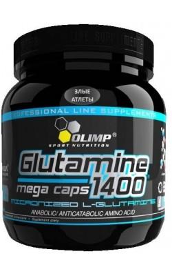 L-Glutamine 1400 Mega Caps - купить за 2210