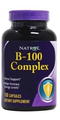 B-100 Complex 100 таблеток Natrol