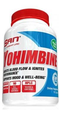 Yohimbine 90 капсул SAN