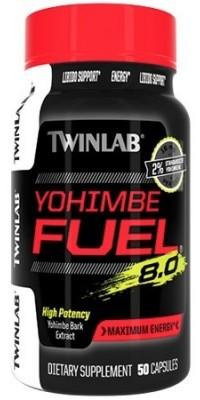 Yohimbe Fuel 50 капсул Twinlab