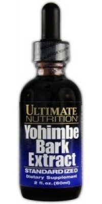 Yohimbe Bark Extract 60 мл Ultimate Nutrition