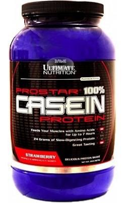 Prostar Casein 908 г Ultimate Nutrition - купить за 1810