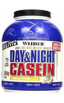 Day&Night Casein 1,8 кг Weider - купить за 4340