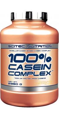 100% Casein Complex 2,35 кг Scitec Nutrition