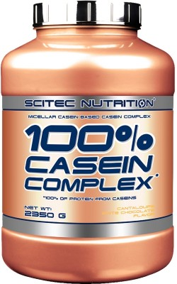 100% Casein Complex 2,35 кг Scitec Nutrition - купить за 3420