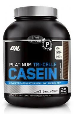 Platinum Tri - Celle Casein 1,04 кг Optimum Nutrition - купить за 2960