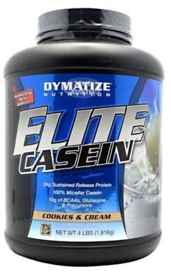 Elite Casein 1,8 кг Dymatize Nutrition - купить за 4390