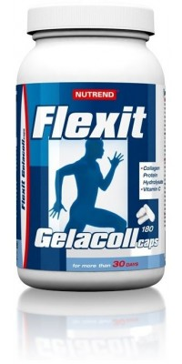 Flexit Gelacoll 180 капсул Nutrend