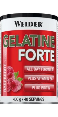 Gelatine Forte 400 г Weider