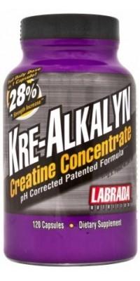Kre-Alkalyn 120 капсул Labrada Nutrition
