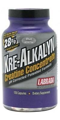 Kre-Alkalyn 240 капсул Labrada Nutrition