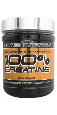 100% Creatine 500 г Scitec Nutrition