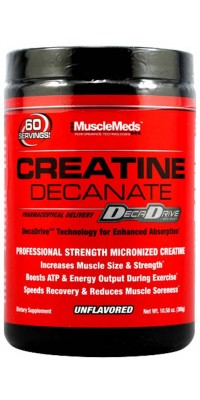 Creatine Decanate 300 г MuscleMeds
