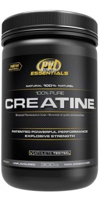 100% Pure Creatine 300 г PVL Essentials