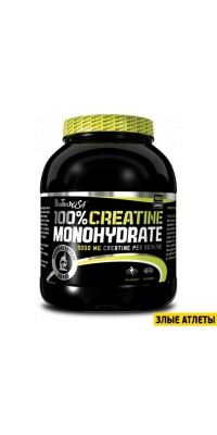 100% Creatine Monohydrate 1000 гр BioTech USA