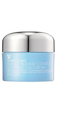 Acence Blemish Control Soothing Gel Cream 50 мл Комплексный гель-крем для проблемной кожи Mizon