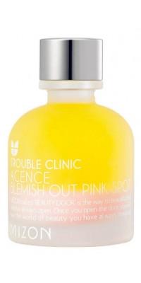Acence Blemish Out Pink Spot 30 мл Эффективное ночное средство для лечения акне и воспалений кожи Mizon