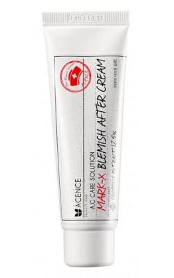 Acence Mark-X Blemish After Cream 30 мл Крем от прыщей - купить за 520
