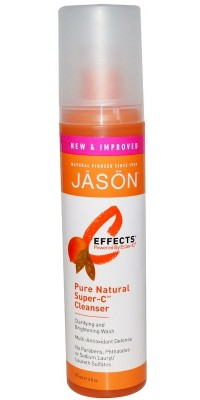 C-Effects Super-C Cleanser 177 мл Jason Natural
