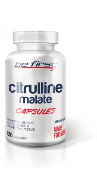 Citrulline Malate Capsules 120 капсул Be First