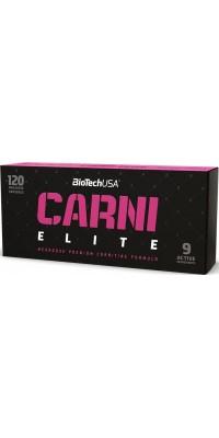 Carni Elite 120 капсул BioTech USA