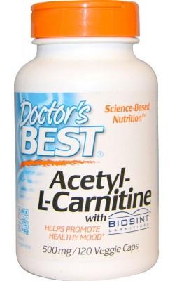 Acetyl-L-Carnitine 500 мг - купить за 1650