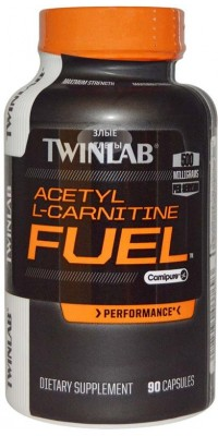 Acetyl L-Carnitine Fuel 90 капсул Twinlab