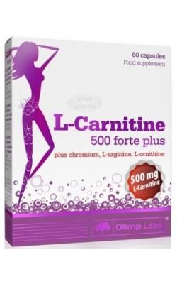 L-Carnitine 500 Forte Plus - купить за 840