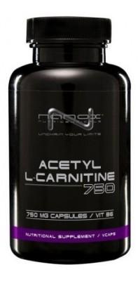 Acetyl L-Carnitine 750 90 капсул Nanox