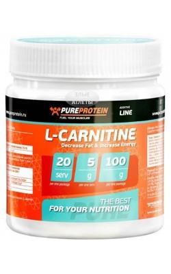 L-Carnitine 100 г PureProtein - купить за 440