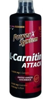 L-Carnitin Attack 144.000 1 л Power System