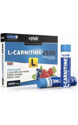 L-Carnitine 2500 мг, лесная ягода - купить за 700