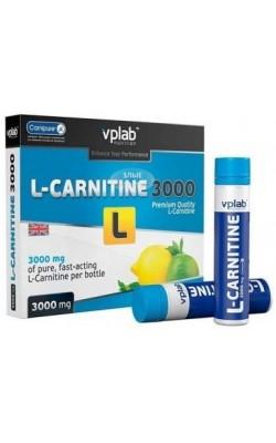 L-Carnitine 3000 7х25 мл VPLab - купить за 730