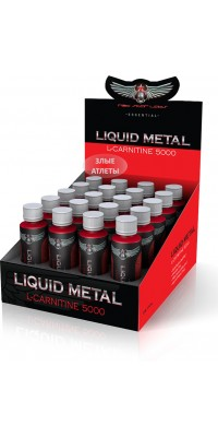 L-Carnitine 5000 Liquid Metal 25 мл Red Star Labs