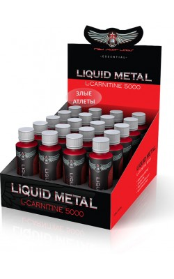 L-Carnitine 5000 Liquid Metal 25 мл Red Star Labs - купить за 130