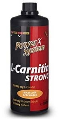 L-Carnitine Strong 120.000 мг Маракуйа 1 л Power System