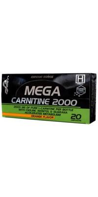 Mega Carnitine 2000 20х25 мл Beverly Nutrition