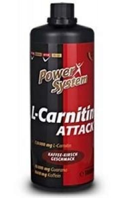 L-Carnitine Attack 120.000 мг - купить за 1650