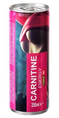 Carnitine Energy 250 мл PowerPro
