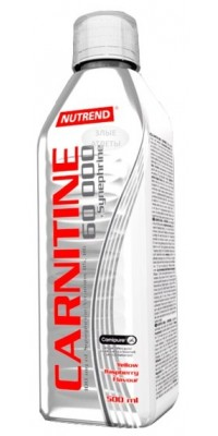 Carnitine 60.000 + Synephrine 500 мл Nutrend
