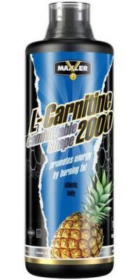L-Carnitine 2000 1 л Maxler EU