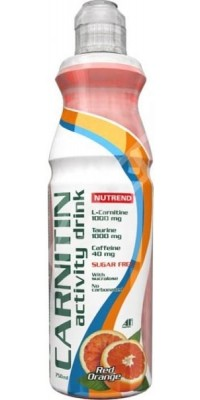 Carnitine Activity Drink 750 мл Nutrend
