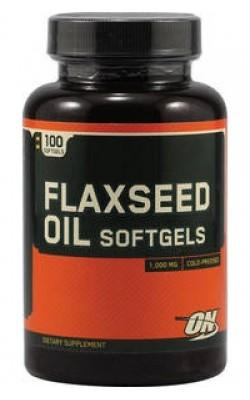 Flaxseed Oil 1000 мг - купить за 500