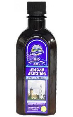 Масло льняное Волоколамское - купить за 90