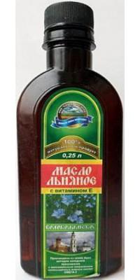 Масло льняное Волоколамское + витамин Е 500 мл Соцсервис АГРО