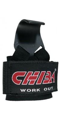 Powerhook лямки с крюками для тяги (40958) Chiba