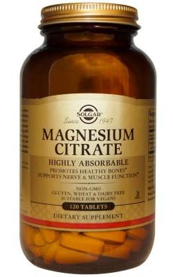 Magnesium Citrate 400 мг - купить за 1320