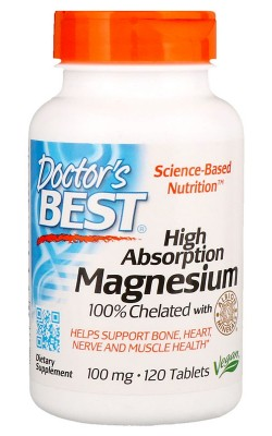 High Absorption Magnesium 100% Chelated - купить за 860