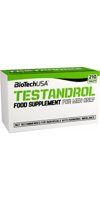 Testandrol 210 таблеток BioTech USA